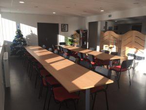 Espace détente Jean Boiteux Maison régionale des sports Talence