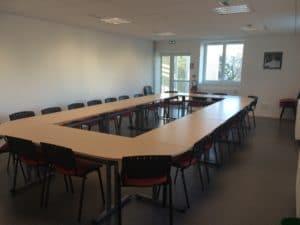 Salle réunion 28 personnes Maison régionale des sports Talence