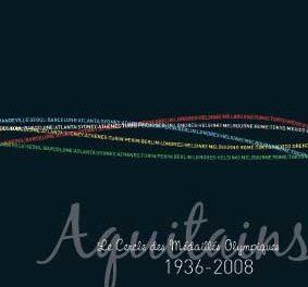 """3e édition du livret dédié au """"Cercle des Médaillés Olympiques et Paralympiques Aquitains, de 1936 à 2012"""""""