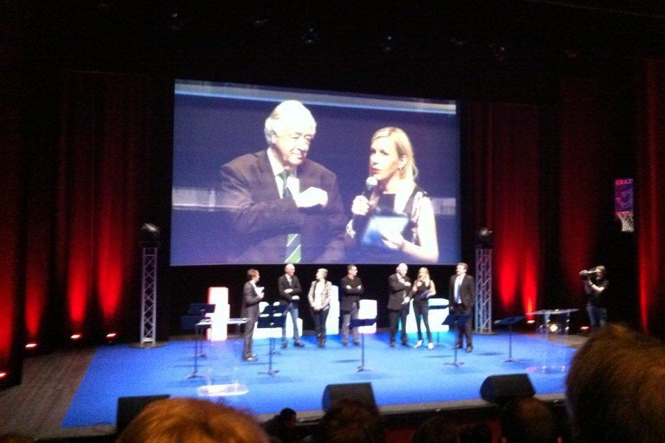 Victoires du sport aquitain 2012 – Consécration de Tony Estanguet !