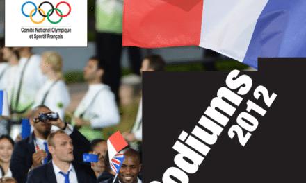 Les podiums 2012 du sport français