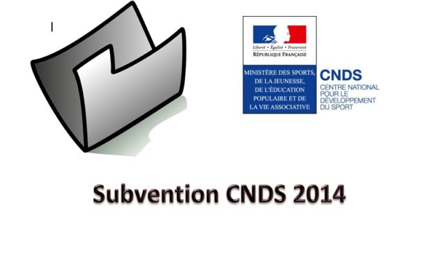 Ligues et comités sportifs – la campagne CNDS 2014 est ouverte