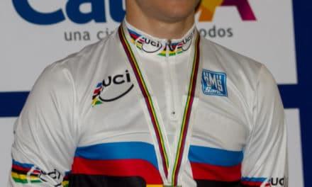 CYCLISME : L'aquitain Thomas BOUDAT est champion du Monde