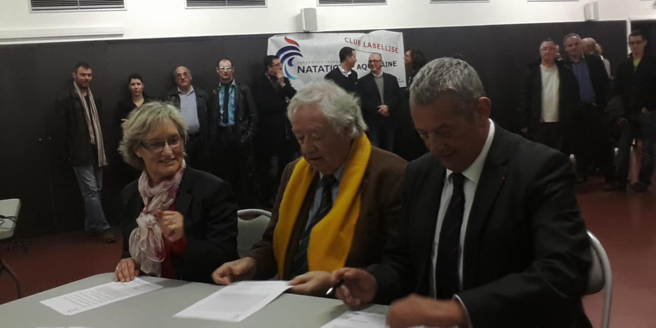 Création du Conseil Régional Interfédéral des Activités Aquatiques d'Aquitaine