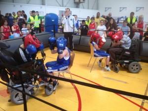 Boxe éducative – journée découverte réservée à toutes les personnes en situation de handicap
