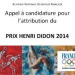 Prix Didon 2014
