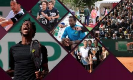 LE BNP PARIBAS PRIMEROSE BORDEAUX : un grand Tournoi international de tennis qui s'affirme et s'affiche