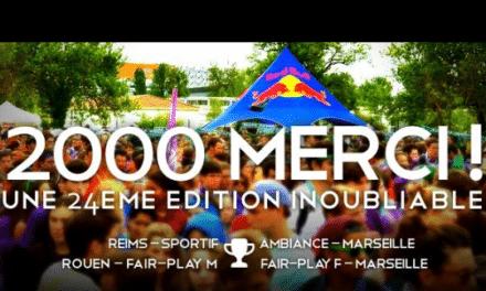 ECRICOME 2014 –un événement sportif national et des étudiants responsables