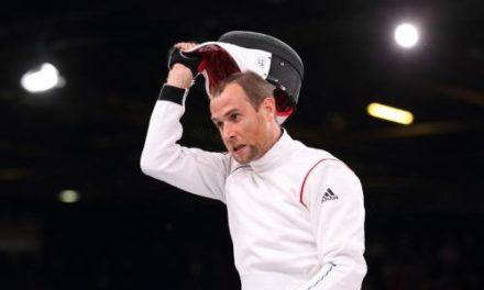 Escrime handisport – Romain Noble est champion d'Europe au Sabre pour la 3e fois consécutive