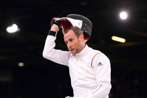 Sport et olympisme Romain Noble