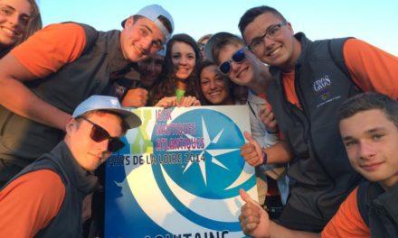 Jeux Nautiques Atlantiques 2014 – 1er jour de compétition pour les aquitains
