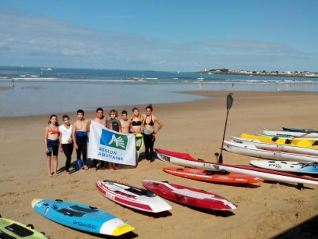 Sports nautiques aquitains – vers une responsabilisation des disciplines à la protection des environnements