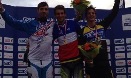 BMX – Joris Daudet est champion de France 2014