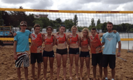 Volleyball – les aquitains s'illustrent lors des Beach Volleyades 2014