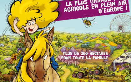 """Venez tester votre forme sur le stand CROS d'Aquitaine lors des """"Terres de Jim"""" – du 4 au 7 setptembre St Jean d'Illac"""