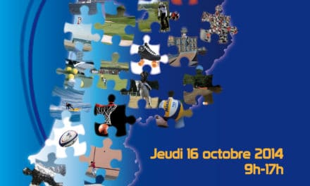 """Colloque """"Sports et cultures sportives : des sports et des jeunes"""" en région – 16 octobre à Pessac"""