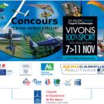 concours CRISA AEROCAMPUS Aquitaine 2014