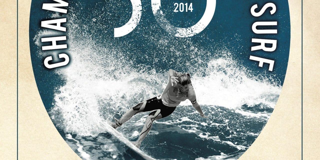 Surf – Hossegor accueille les championnats de France 2014