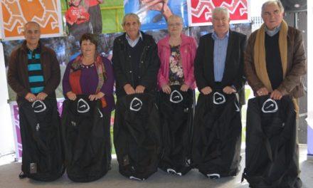 Salon VIVONS 100% SPORT 2014 – Des Bénévoles récompensés par la Ligue d'Aquitaine de football