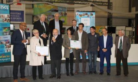 « Développement durable, le sport s'engage® » : des porteurs de projets aquitains récompensés