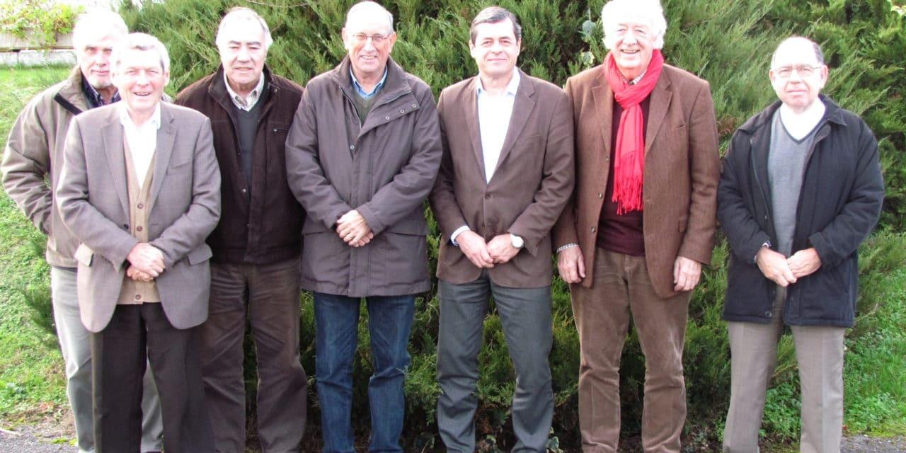 Les présidents des CROS d'Aquitaine, du Limousin et du Poitou-Charentes mobilisés vers l'avenir