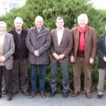 Les présidents des CROS d'Aquitaine, du Limousin et du Poitou-Charentes mobilisés vers l'avenir 6 decembre 2014