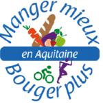 logo Manger mieux bouger plus Aquitaine