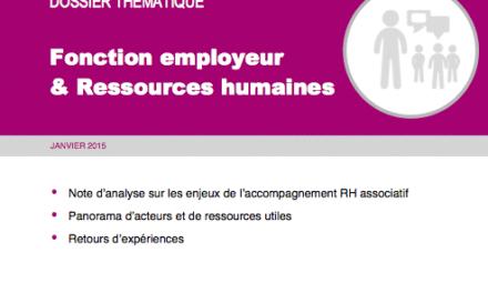 Un nouveau guide sur la fonction employeur & Ressources humaines