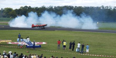 Sports aériens aquitains – La Fête de l'air 2015 se déroulera en juillet en Dordogne
