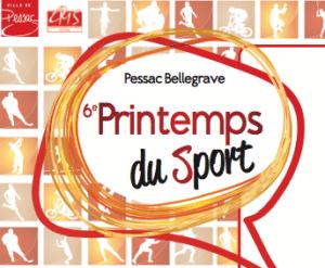 6ème édition du Printemps du Sport les 21 et 22 mars 2015