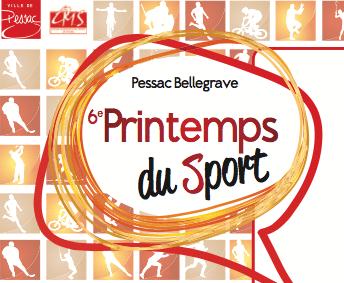 6ème édition du Printemps du Sport les 21 et 22 mars 2015 à Pessac