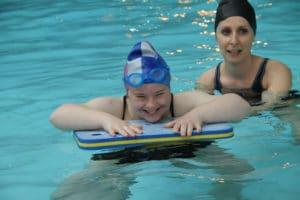Sport handicap Aquitaine - piscine