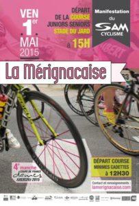 Cyclisme - La Mérignacaise @ Stade du Jard - MERIGNAC (33)