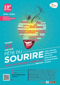 AFP de Gironde - 13e édition Fête du sourire @  Place Pey Berland - BORDEAUX (33)