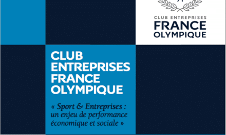 Lancement du Club Entreprises France Olympique