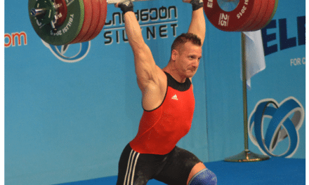 Haltérophilie – Benjamin Hennequin champion d'Europe 2015