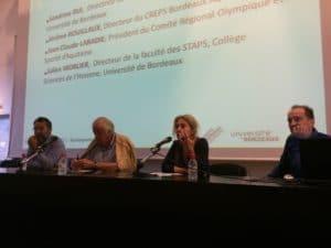 1er RDV Polesportcampus - 29 juin 2015 Bordeaux 0