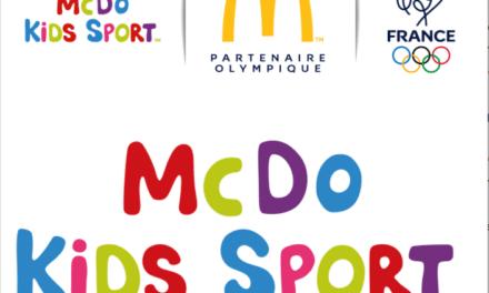 Mc Do Kids Sport 2015 en AQUITAINE !!!