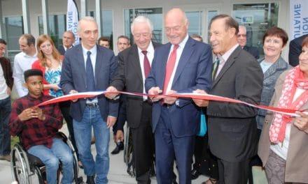 Inauguration – l'Aquitaine se dote d'une maison régionale des sports sur le campus universitaire de Talence