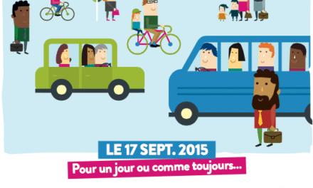 Le CROS d'Aquitaine récompensé au Challenge de la mobilité 2015