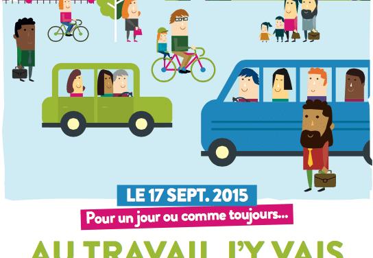Le CROS Aquitaine engagé au Challenge de la mobilité 2015