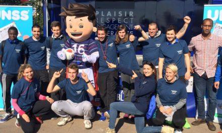 L'UNSS lance un concours de Flashmob dans le cadre de l'Euro 2016