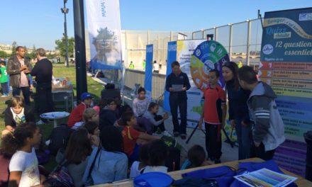 """Journée Nationale du Sport Scolaire aux couleurs du Football et de """"Sentez-Vous Sport"""" – Bordeaux le 30 septembre"""