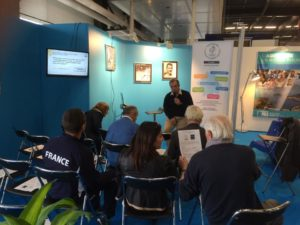 Ateliers débats CROS - Salon sport 2015 STAPS