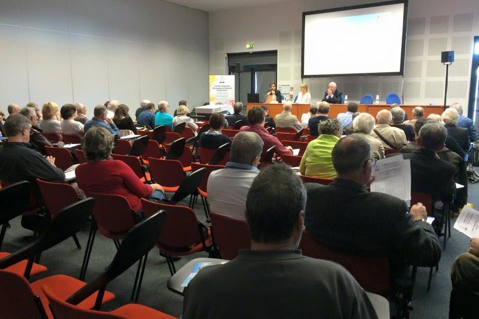 11e «séminaire des ligues et comités» du CROS Aquitaine – 12 novembre à Bordeaux