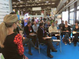 Ateliers débats CROS - Salon sport 2015 Uniformation