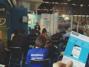 Ateliers débats CROS - Salon sport 2015 Sponsoplus