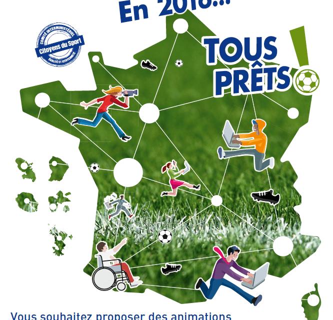 EURO 2016 et le LABEL « TOUS PRETS »