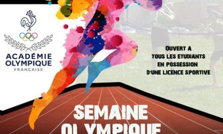 L'Académie Nationale Olympique Française recherche des Ambassadeurs pour une expérience unique !