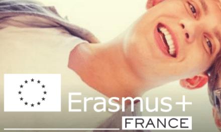 Plus de 13,2 M € pour soutenir des actions Erasmus+ Jeunesse